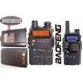 Bateria Radio Ht Baofeng Original 1800 Mah 7,4v Uv5r Uv5ra