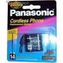 Bateria Para Telefone Sem Fio P-p305 Tipo 14 A1624 - Panason