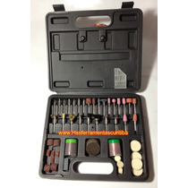 Miniretífica Kit Com 106 Acessórios Curitiba Micro Retífica