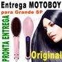 Fast Hair Straightener Escova Magica Alisadora De Cabelos