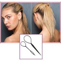 Agulha Mágica Modeladora Penteados Especiais Cabelos Lindos