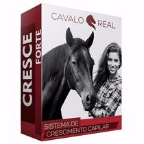 Kit Crescimento Capilar Cresce Forte Vita Seiva Cavalo Real