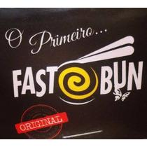 Fast Bun Acessorio Coque Rapido 01 Peça Cor Preta