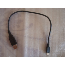 Cabo Usb Para Controle Joystick Sony Playstation 3 Game Jogo