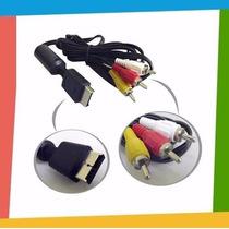 Cabo Video Componente Audio/vídeo - Psp Go - Ligue Na Tv
