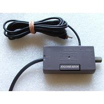 Super Nintendo: Cabo Rf (antena) Original Nintendo, Raro!!