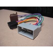 Chicote P/ Som Cd Dvd Honda City C/ Plug Conector Iso Fêmea