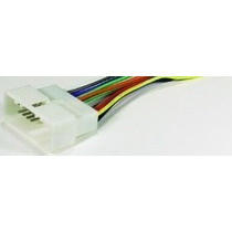 Plug Conector Adaptador De Chicote Hyundai Som Radio