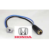 Cabo Plug Conector Antena Femea Honda City New Civic Accord