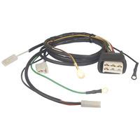 Chicote Conector Plug Soquete Ignição Opala Caravan Bosch 89