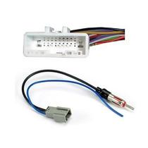 Chicote Som Conector Adaptador Antena Nissan March Sentra