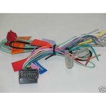 Chicote Dvd Pioneer Avh P 8480bt - Avh X 8580bt Plug Rabicho