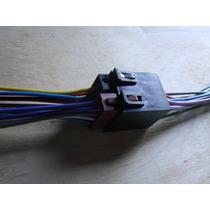 Conector 16 Vias C/terminal Macho E Femea P/aparelho Pioneer
