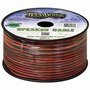 Fio Paralelo Technoise 2x0,75mm Preto E Vermelho Rolo 100 Mt