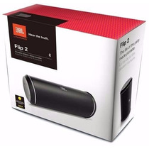 Jbl Flip 2 Dock Station Speaker Wireless Bluetooth + Capa