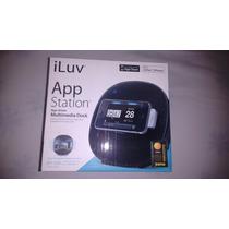 Iluv App Station Iphones E Ipods Novo Imperdivel