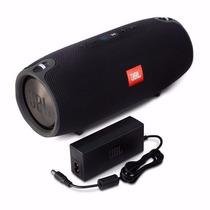 Speaker Jbl Xtreme Bluetooth Azul Resistente À Agua