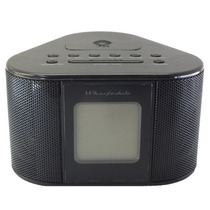 Base De Radio Relogio Wharfedale Icr27 Para Ipod A7126