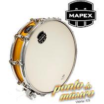 Caixa Bateria Mapex Mpx Maple Piccolo Gloss 14 X 3,5 L O J A