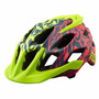 Capacete Fox Flux Cauz Grey Ciclismo Bike Mtb L / Xl