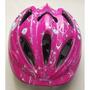 Capacete Ciclista Infantil Trust Mv6-5 Princesas