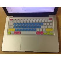 Protetor Teclado Silicone Macbook Pro Air Retina Multi Color
