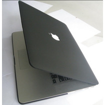 Capa Case Fosca Macbook Pro Retina 13 Com Logo Recortada