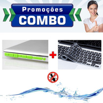 Protetor Silicone Teclado Poeira Formiga Água Macbook Cod312