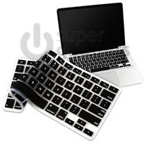 Capa Película Silicone Teclado Macbook Pro Air Mac Apple Pro