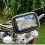 Suporte Capa Protetora Moto Bike Gps Garmin Tomtom
