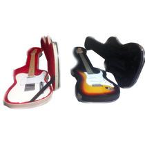 Hard Case Para Guitarra Sg Les Paul Stratocaster Telecaster