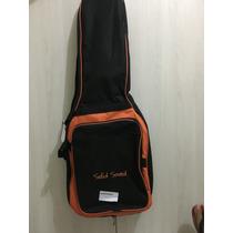 Capa Prime Para Guitarra - Solid Sound Case Bag - Promocao