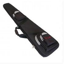Hard Bag Para Guitarra Gota - Solid Sound - Capa Case