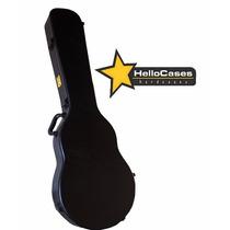 Hard Case Violão Folk 12 Cordas - Direto Da Fábrica