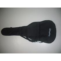 Capa Bag Para Violão Folk Comum