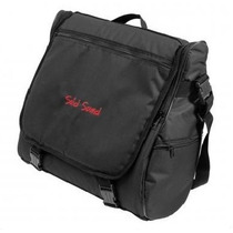 Capa Luxo Para Sanfona Acordeon 120 Baixos - Solid Sound Bag