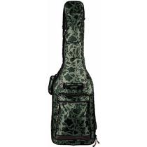 Bag Para Guitarra Rockbag Deluxe Line Camuflado