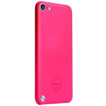 Capa Para Ipod Touch 5g O! Coat_0.4 Solid Vermelho Ozaki