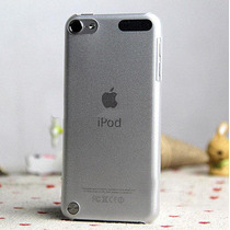 Capa Para Ipod Touch 5 Ger. Ultra Fina 0.5m + Película Front