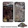 Adesivo 3d Skin Para Ipod Touch 4 Canhotorium 6