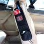 Lado Cadeira Carro Bolsos Interiores Seat Covers De