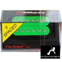 Captador Dimarzio The Breed Dp165 F Spaced Braço Verde