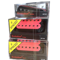 Set Steve Vai Evolution Pink 3 Captadores Cor Rosa