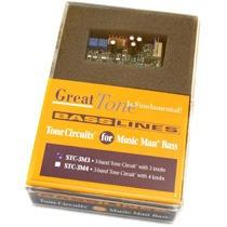 Circuito Seymour Duncan Stc-3m3 3-band Tone Circuit C 3 K