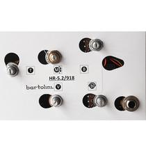 Bartolini Hr-5.2/918 3-band Eq Preamp