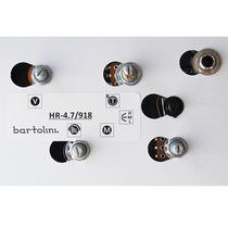 Bartolini Hr-4.7/918 3-band Eq Preamp