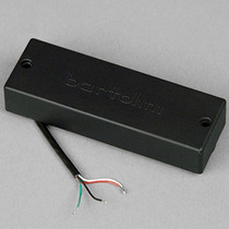 Bartolini Xxm56m-t 6 String Soapbar (ponte)