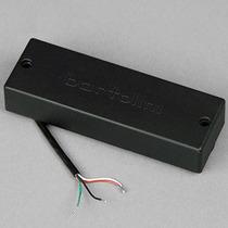 Bartolini Xxm56m-b 6 String Soapbar (braço)