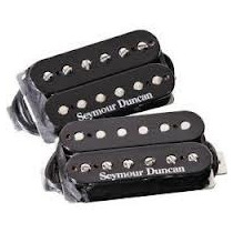Set Com 2 Captadores Seymour Duncan Hot Rodded Sh-2n E Sh-4