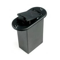 Box Caixa Suporte Porta Bateria 9v Violão Elétrico Equalizer